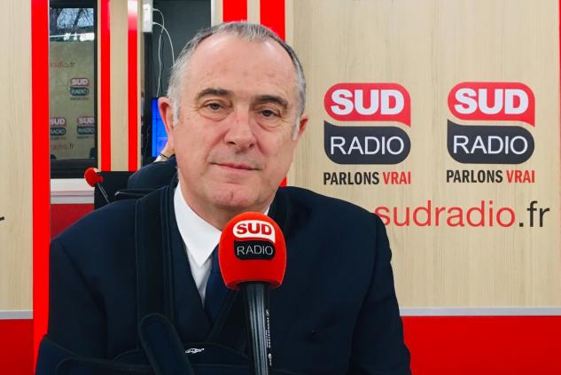 Didier Guillaume : «il faut abattre plus de loups»   Sud Radio