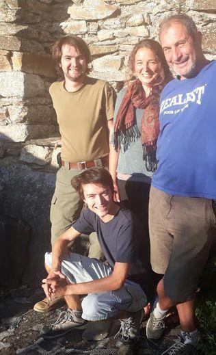 Trois étudiants passionnés passent le loup à la loupe au Brouzet – midilibre.fr