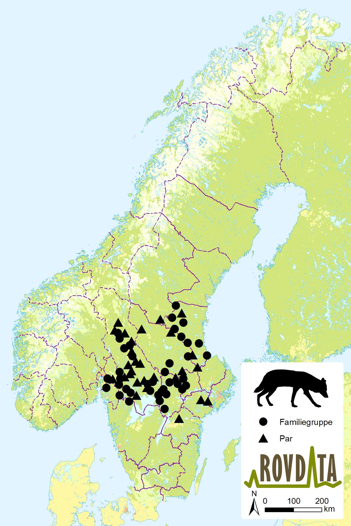 Loup : massacre programmé en Norvège | FERUS