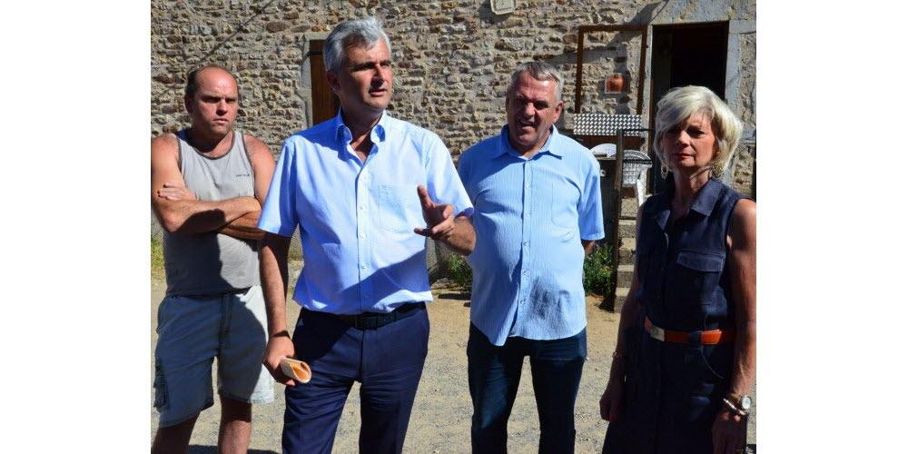 Economie | Loup: André Accary propose d'aider les éleveurs